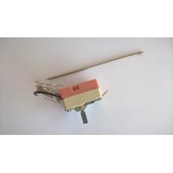 Termostato regolabile unipolare 250/ 380V 50-300° 16A