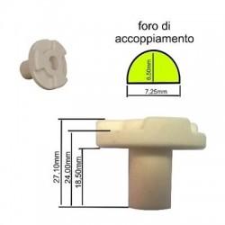 Trascinatore Piatto Microonde ceramica