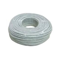 tubo vapore 5x10mm bianco/grigio