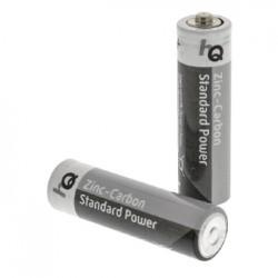 Batteria AA Zinco-carbone Pacco da 4