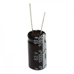 Condensatore elettrolitico 1000/63PHT