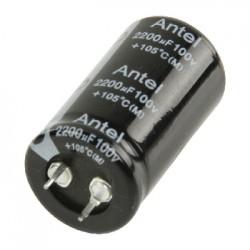 Condensatore elettrolitico 2200/100S2540