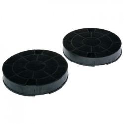 Coppia filtro carbone