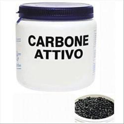 Barattolo di carbone attivo 400gr