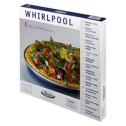 Piatto Crisp Whirlpool 481931018539 25cm