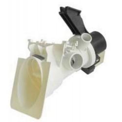 Pompa completa di scarico e scarico Whirlpool 481236018578