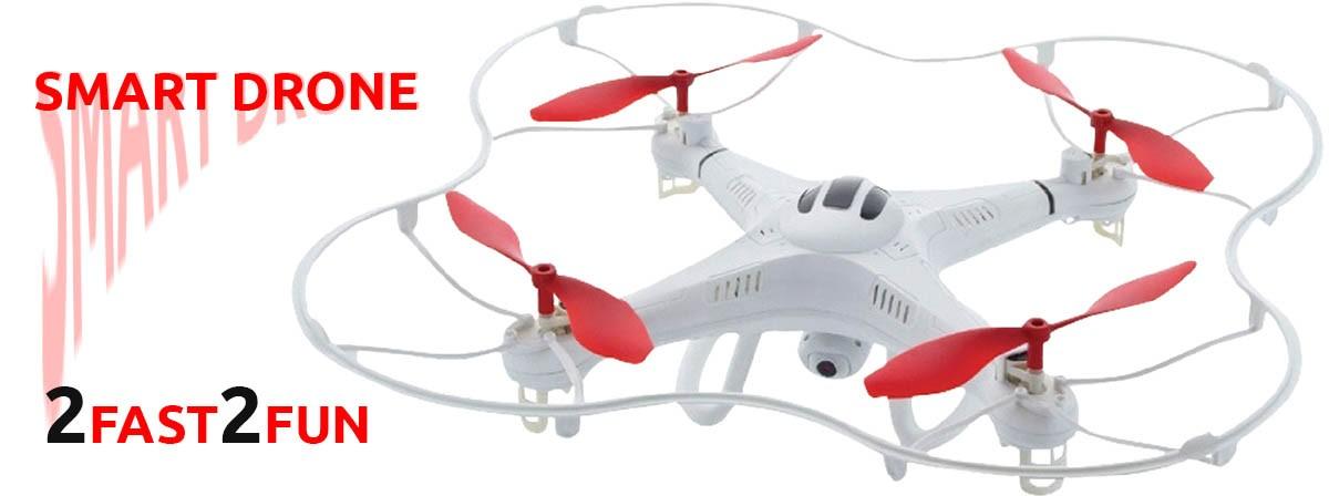 Smart Drone 2fast2fun